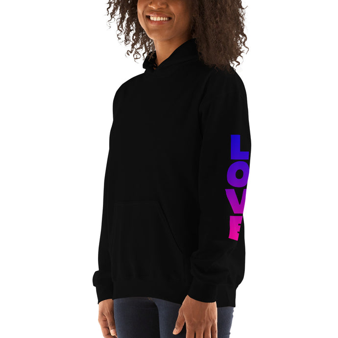 Self Love Sleeves Hoodie