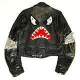 Julian Casablancas instant crush jacket Daft Punk shark face monster Bohemian Society