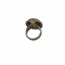 Load image into Gallery viewer, Sterling Silver and Jasper Ring