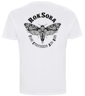 Men's Death Moth T-Shirt - Rok Soba
