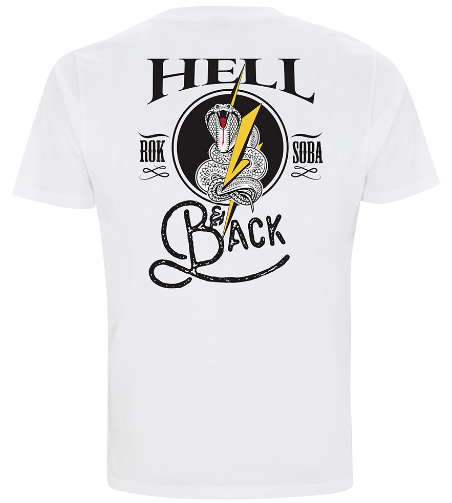 Men's Hell & Back T-Shirt - Rok Soba
