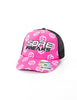 PINK WOMEN TRUCKER CAP