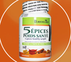 5 Spices Healthy Weight DMR