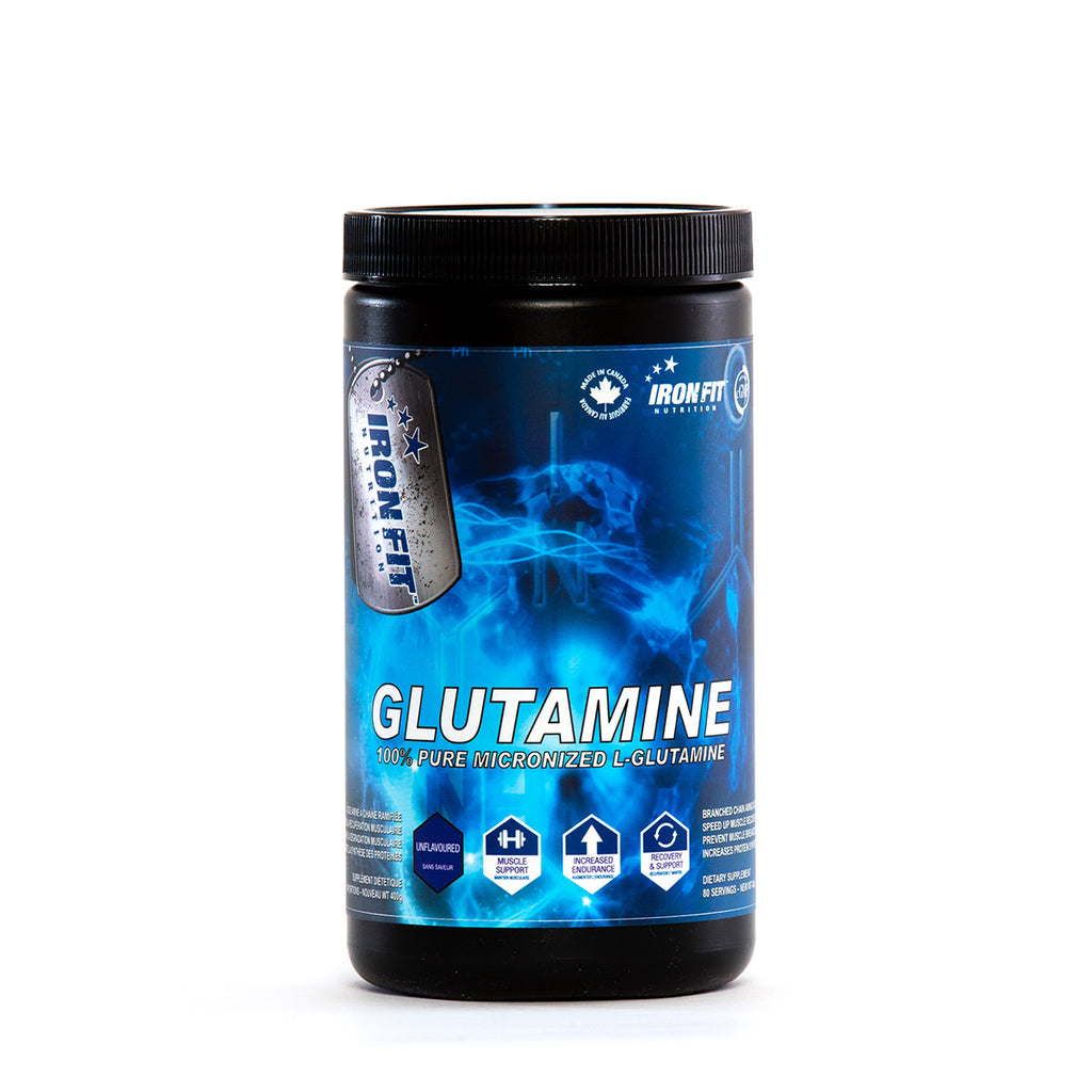 Glutamine Iron Fit