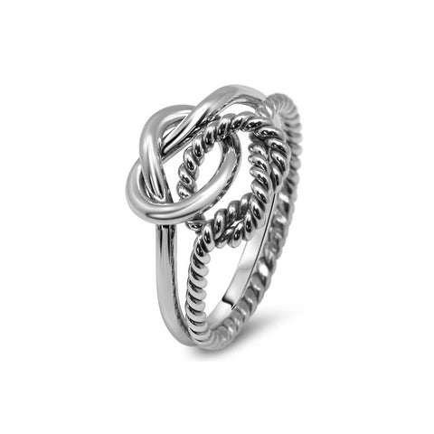 Platinum Puzzle Ring 2K2-L