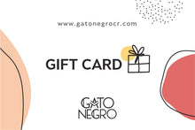 Upload image to gallery viewer, Tarjeta de regalo digital Gato Negro
