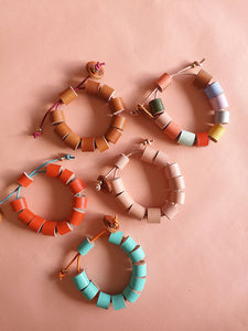 Many tuquitos bracelets together