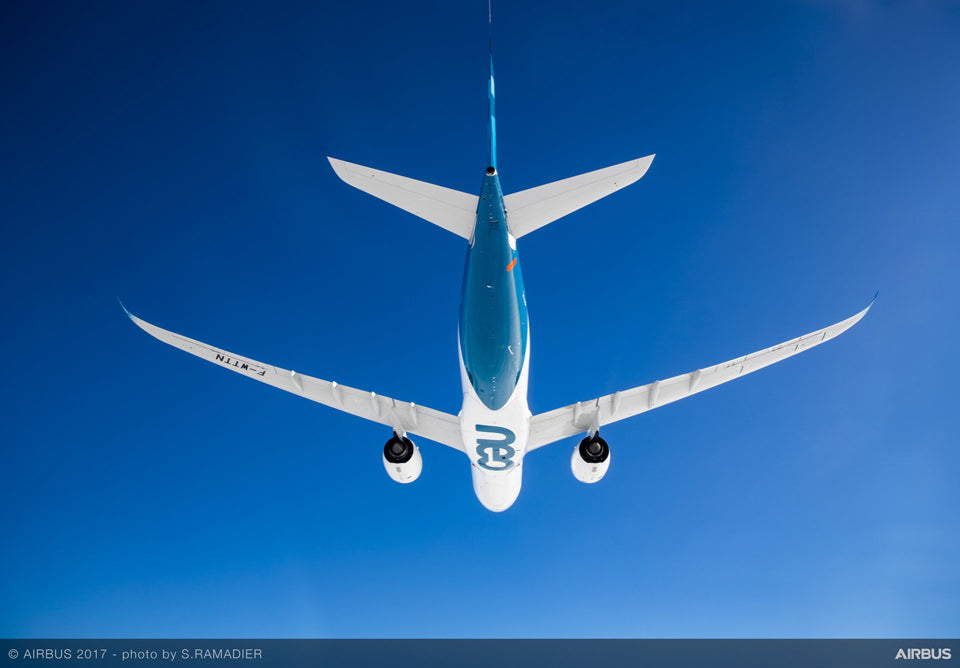 Airbus Delivered Its 1,500 Aircraft