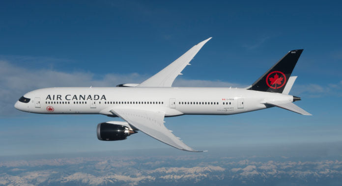 Air Canada Announces New Schedule To Nearly 100 Safe Travel Destinations