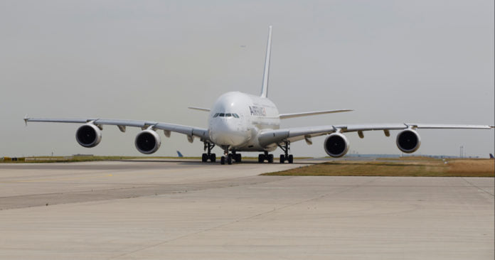 Air France Is Finished With Their Airbus A380's