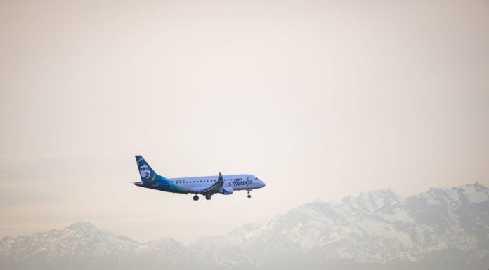 Alaska Airlines To Use The Embraer 175 Jet In The State Of Alaska