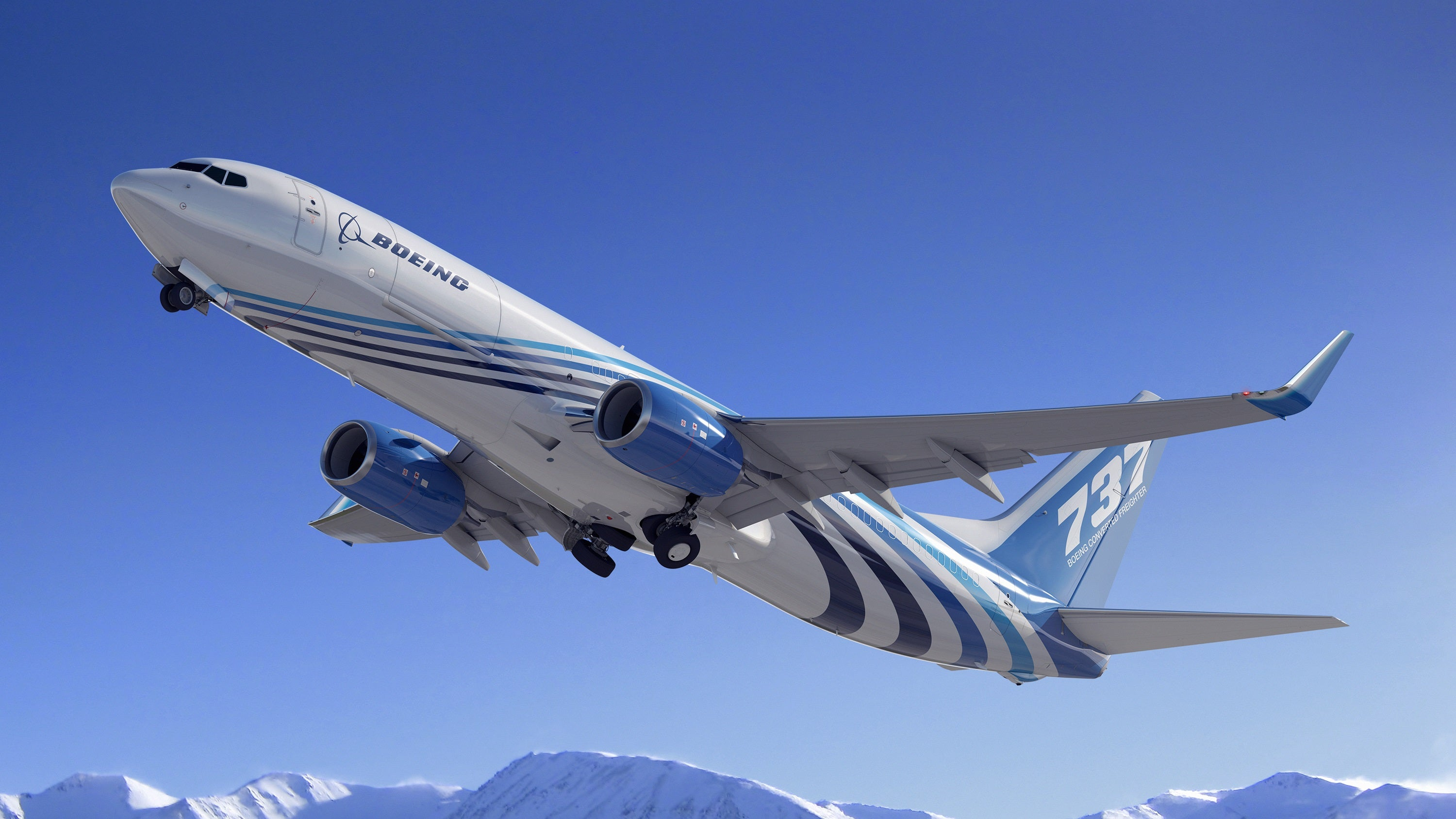 Boeing Wins Order For Two 737-800 Converted Freighters (BCF)