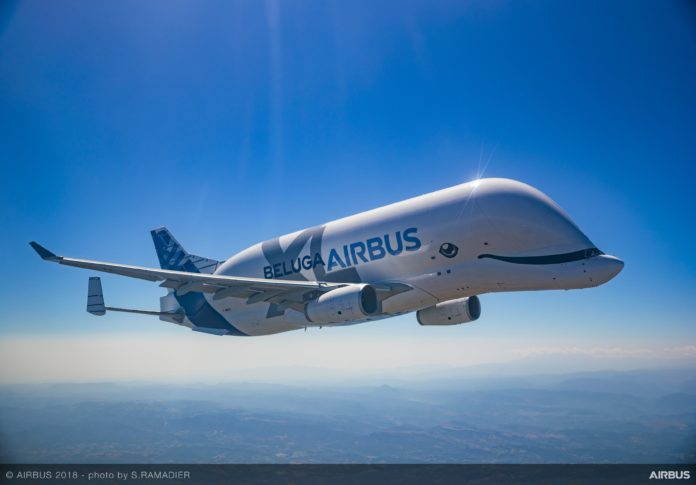 Airbus BelugaXL Enters Service With Added Capacity