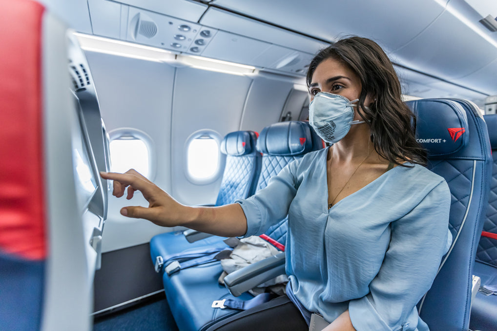 Delta To Block Middle Seats Through March 30th 2021