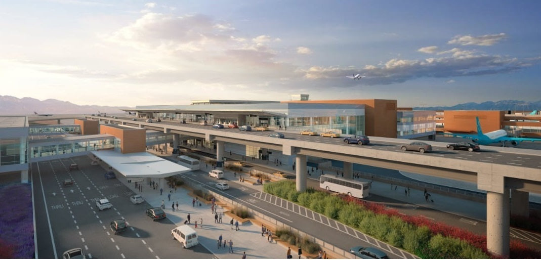 Delta Launches Service At Salt Lake City International Airport