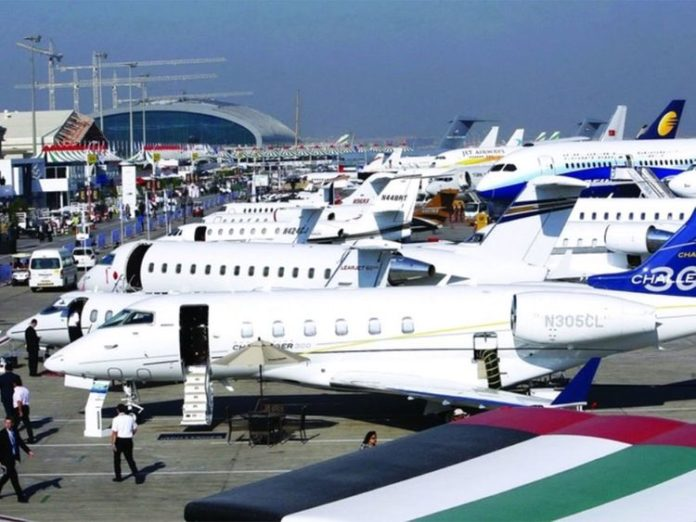 Dubai Air Show Comes To And End But Not After $54.5 Billion In Deals
