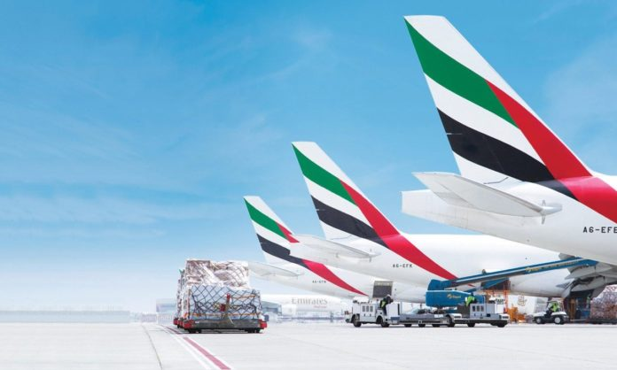 Emirates Ground Crews Give Emotional Send-off To Last Flights