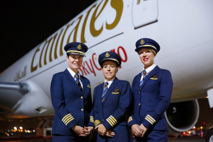 Emirates Celebrates The Women Flying High In Aviation