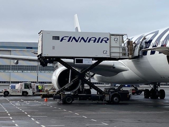 Finnair Removed Economy Class Seats To Add Cargo Capacity on A330s