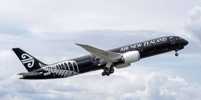 Air New Zealand Reduces Capacity