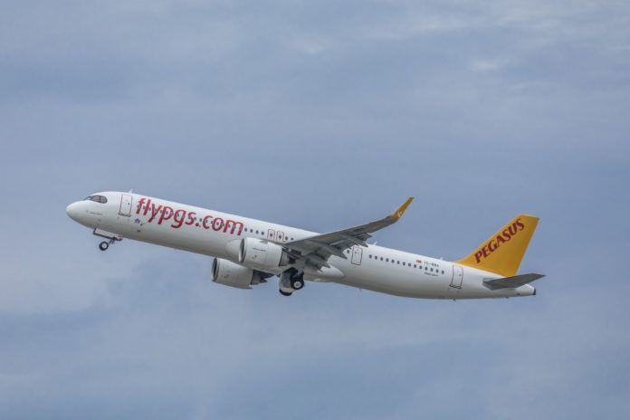 "Airbus New Aircraft ""e-Delivery"" System, Pegasus Airlines Is Their First Customer To Use This Method"