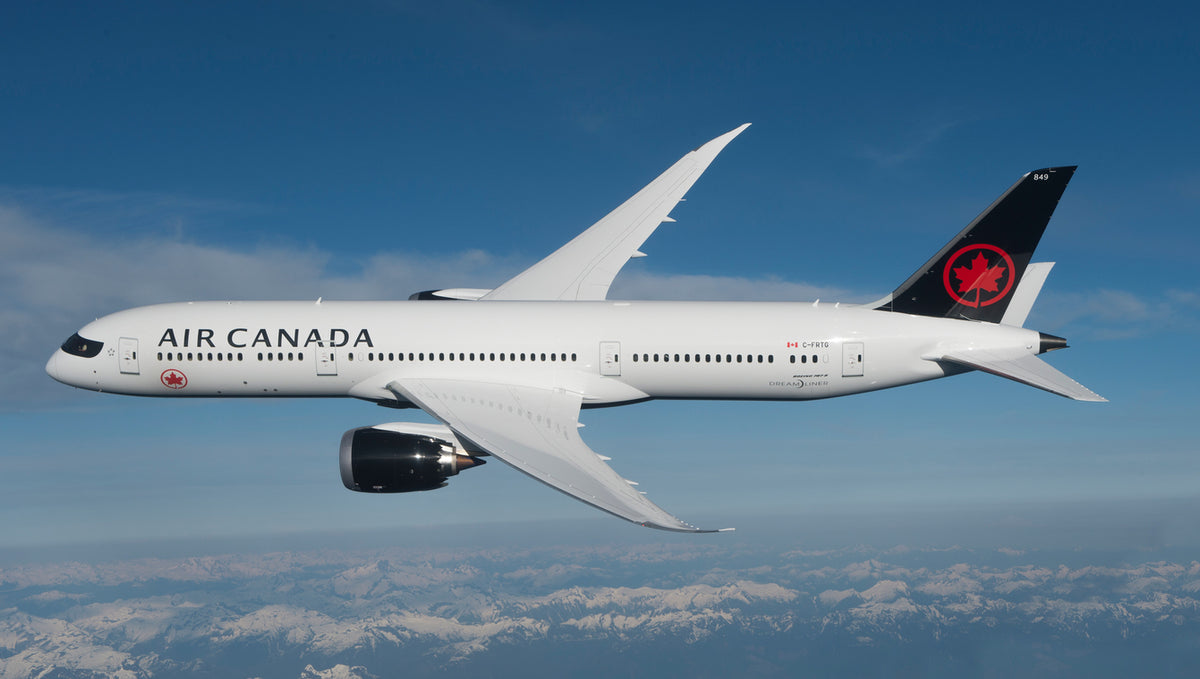 Air Canada's New Infinite Canada Flight Pass Offers Unrivaled Flexibility For Domestic Travel