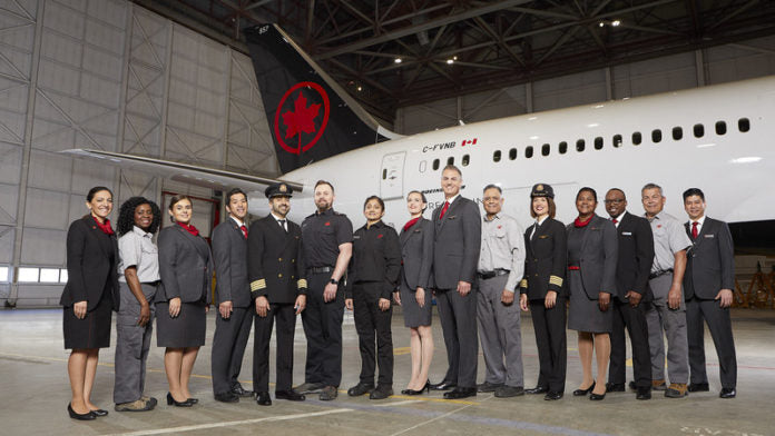 Air Canada Named One Of Canada's Best Diversity Employers