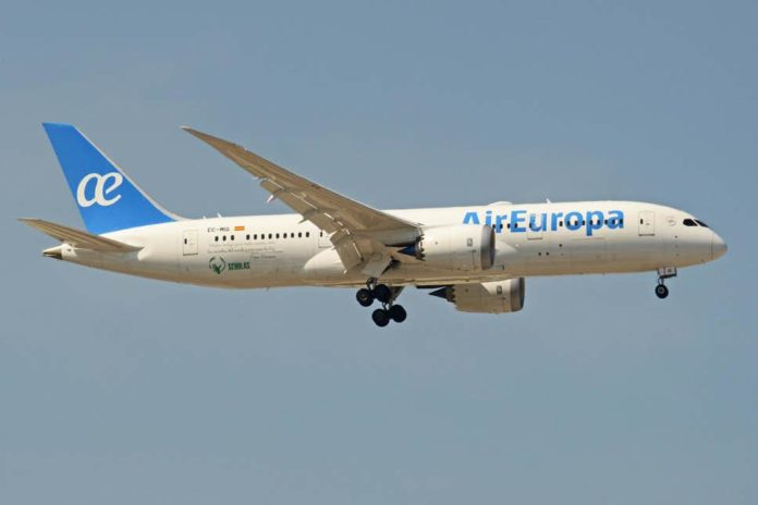 British Airways, Iberia and Aer Lingus is joined by Air Europa