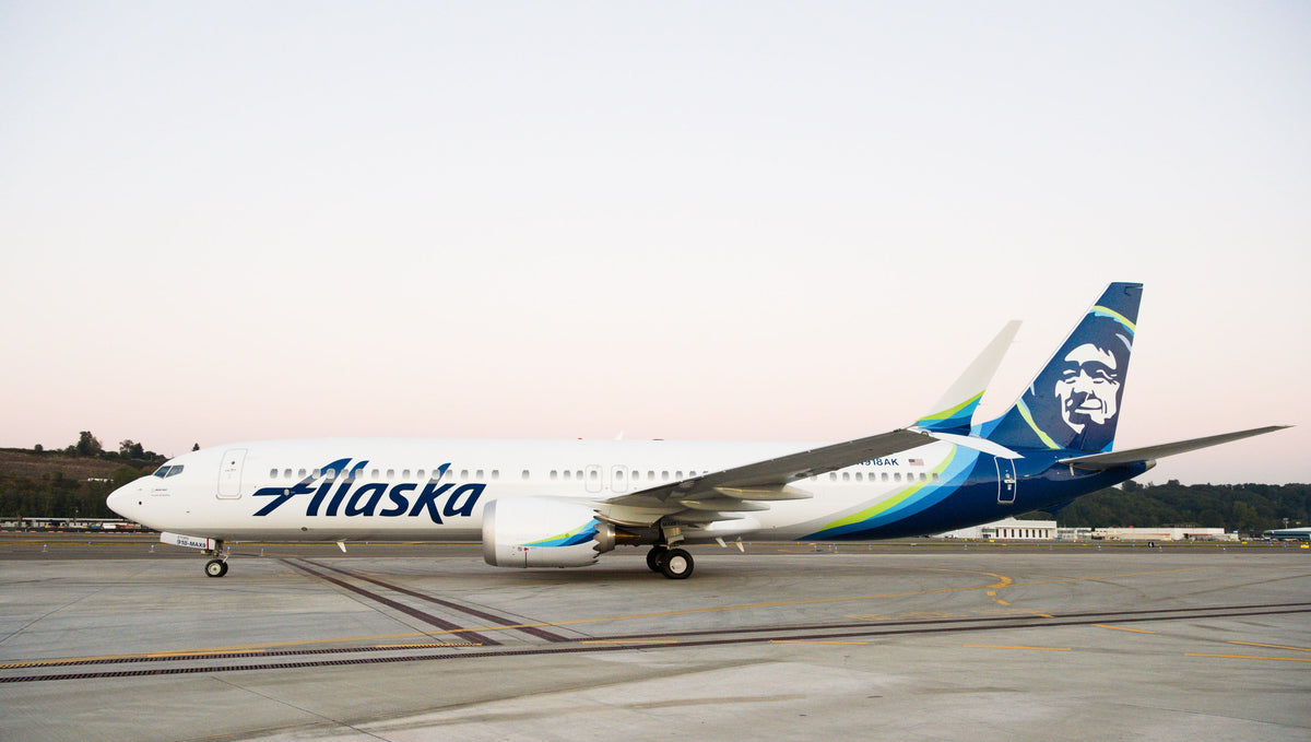 Alaska Airlines 737 MAX Orders and Options Now Stands At 120 Jets