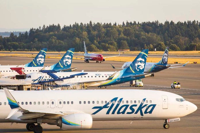 Alaska Airlines Will Eliminate Change Fees
