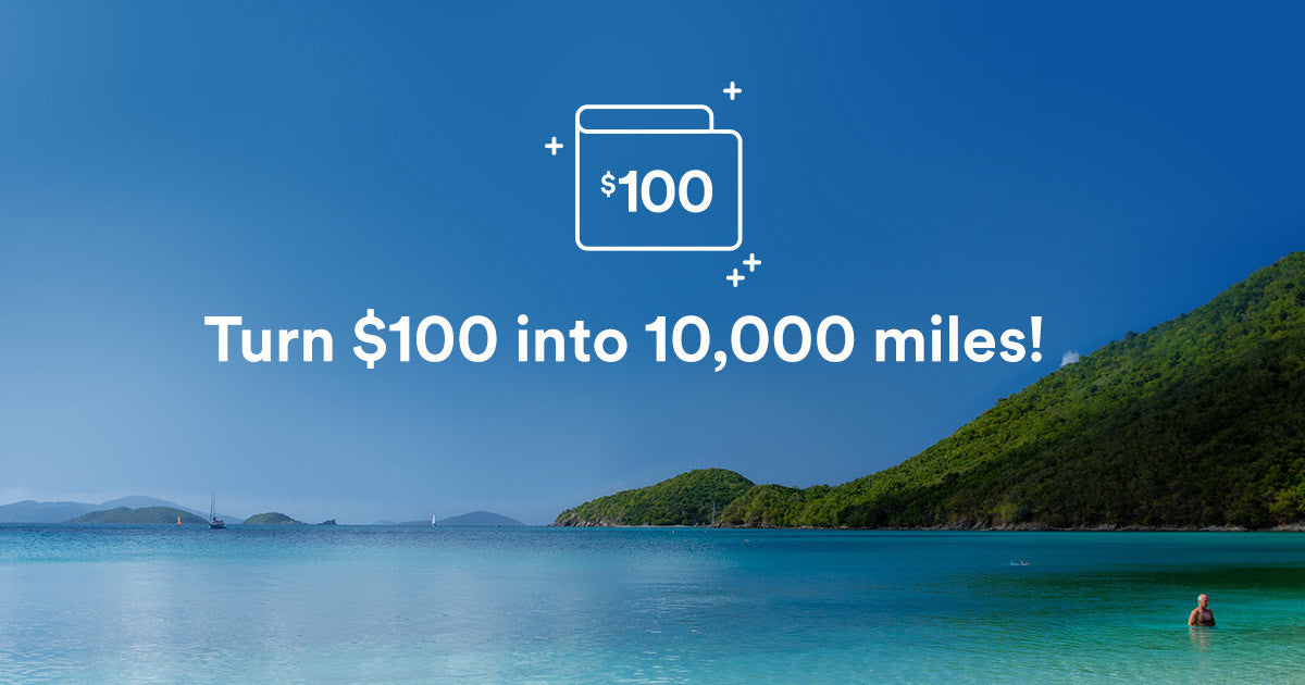 Turn Your Alaska Airlines Wallet Credit Into Miles For Future Travel