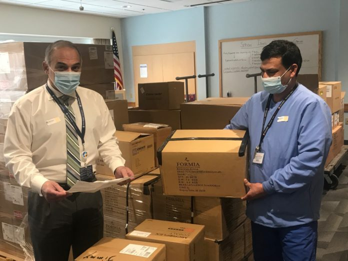 American Airlines Sends Much Needed Supplies to Hospitals In New York, Massachusetts And Tennessee