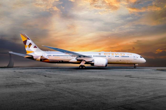 Boeing And Etihad Airways Signs Supply Chain Service Agreements