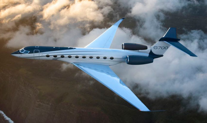 Gulfstream Unveils The New G700 Flagship Jet