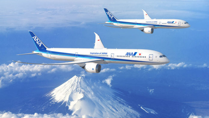 Japan's ANA Commits To Adding Up To 20 Boeing 787 Dreamliner Jets