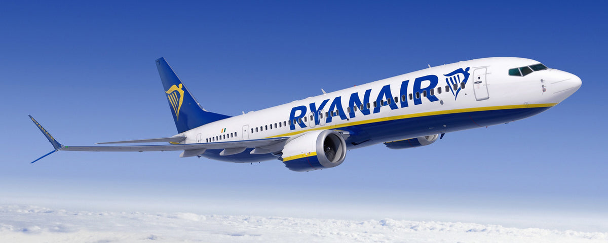 Ryanair Orders 75 Additional Boeing 737 MAX Jets
