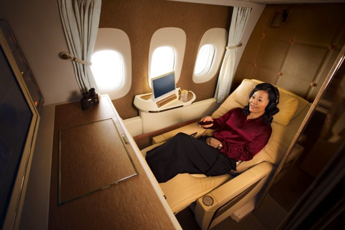 Emirates Wins Tripadvisor 2020 Travelers' Choice Awards For Best First Class