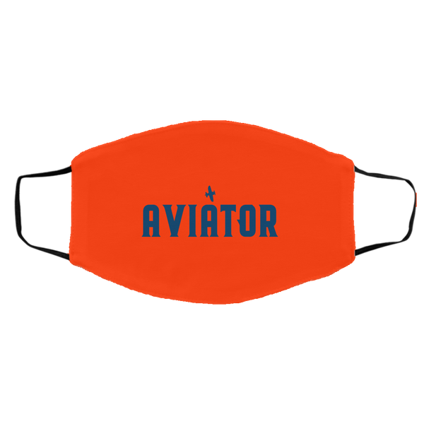 Aviator 3 Layers Reusable Cloth Face Mask