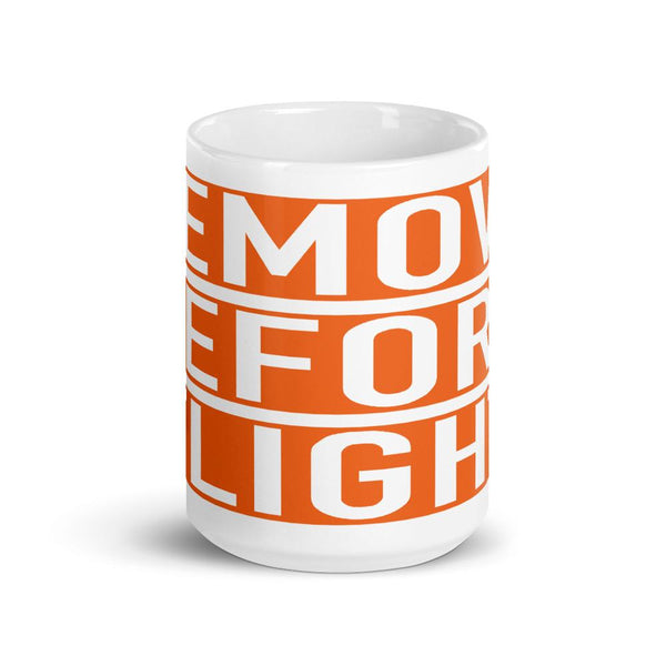 Aviation And Pilot Themed Coffee Mug - Remove Before Flight Airplane Coffee Mug-Flightag