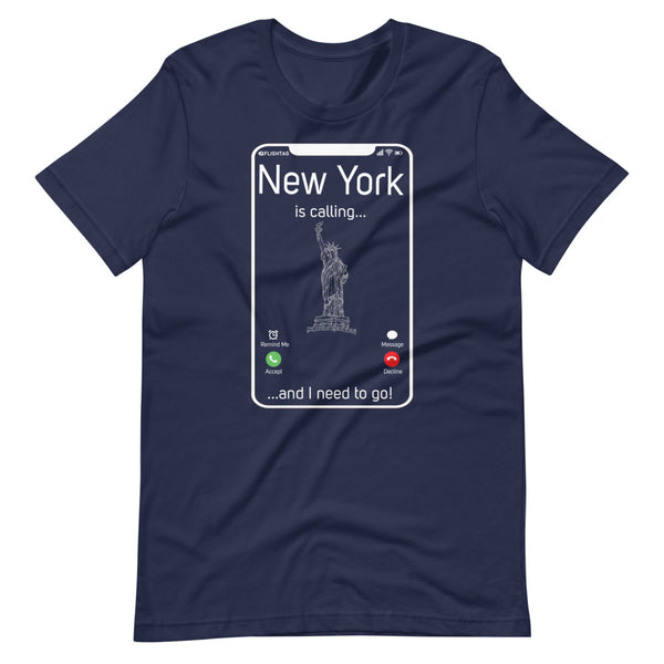 New York City Is Calling T-Shirt