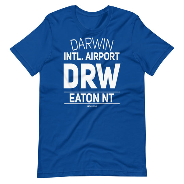 Darwin International Airport Eaton NT DRW IATA Code T-Shirt royal blue And Printed Hoodies Vacation Sweatshirt One Gift Airportag Iconspeak Travlshop Wanderlust PilotMall JetSeam Aviator Gear Travel Notes Wild Blue MyPilotStore Sportys Spreadshirt aviationshirts theaviationstore flightstore pilotexpressions aviationlifeclothing jetstream bobspilotshop piloteyesstore skygeek sportys aviatorwebsite aircraft mechanicshirts siu aviation pilot aeroplane pilotshop aviationclothing24 flyawayapparel