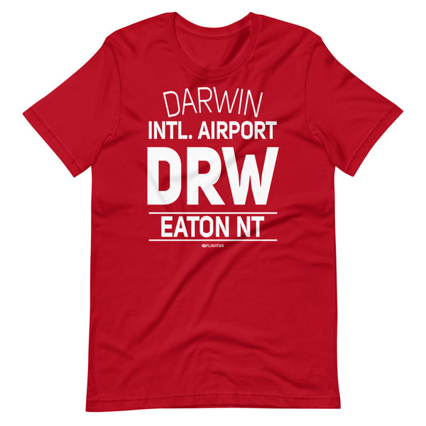 Darwin International Airport Eaton NT DRW IATA Code T-Shirt red And Printed Hoodies Vacation Sweatshirt One Gift Airportag Iconspeak Travlshop Wanderlust PilotMall JetSeam Aviator Gear Travel Notes Wild Blue MyPilotStore Sportys Spreadshirt aviationshirts theaviationstore flightstore pilotexpressions aviationlifeclothing jetstream bobspilotshop piloteyesstore skygeek sportys aviatorwebsite aircraft mechanicshirts siu aviation pilot aeroplane pilotshop aviationclothing24 flyawayapparel