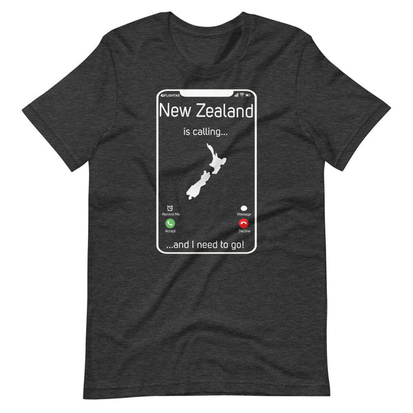 New Zealand Is Calling T-Shirt