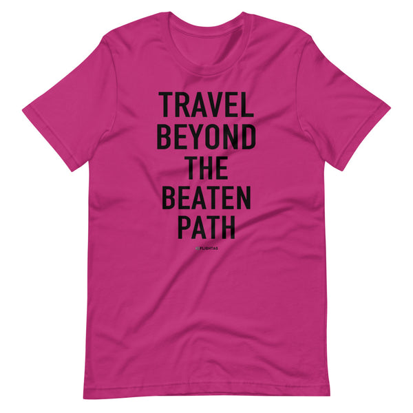 Travel Beyond The Beaten Path T-Shirt berry Printed Hoodies Vacation Sweatshirt One Gift Airportag Iconspeak Travlshop Wanderlust PilotMall JetSeam Aviator Gear Travel Notes Wild Blue MyPilotStore Sportys Spreadshirt aviationshirts theaviationstore flightstore pilotexpressions aviationlifeclothing jetstream bobspilotshop piloteyesstore skygeek sportys aviatorwebsite aircraft mechanicshirts siu aviation pilot aeroplane pilotshop aviationclothing24 flyawayapparel aeromerch Piepieshopping etsy