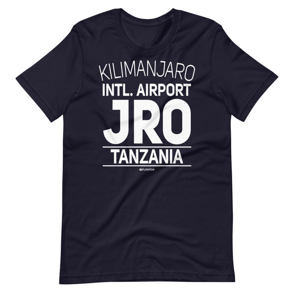 Kilimanjaro International Airport Tanzania JRO IATA Code T-Shirt navy And Printed Hoodies Vacation Sweatshirt One Gift Airportag Iconspeak Travlshop Wanderlust PilotMall JetSeam Aviator Gear Travel Notes Wild Blue MyPilotStore Sportys Spreadshirt aviationshirts theaviationstore flightstore pilotexpressions aviationlifeclothing jetstream bobspilotshop piloteyesstore skygeek sportys aviatorwebsite aircraft mechanicshirts siu aviation pilot aeroplane pilotshop aviationclothing24 flyawayapparel