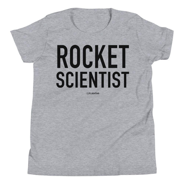 Rocket Scientist Kids T-Shirt