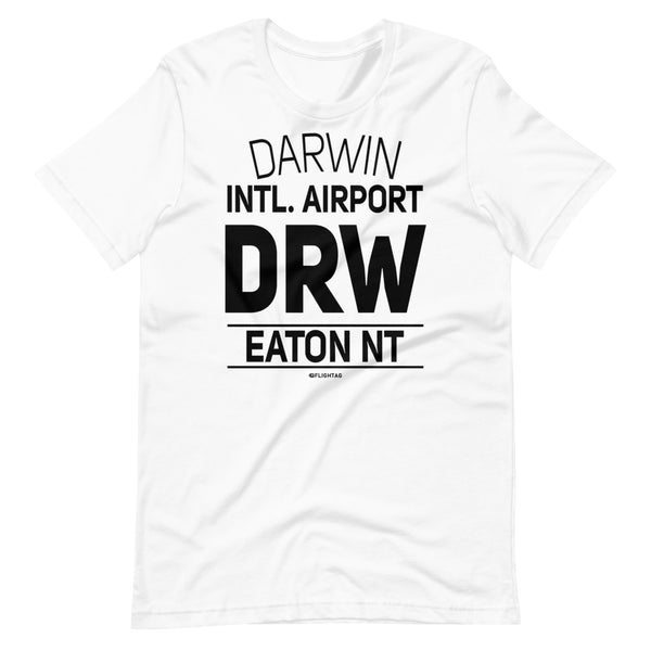 Darwin International Airport Eaton NT DRW IATA Code T-Shirt white And Printed Hoodies Vacation Sweatshirt One Gift Airportag Iconspeak Travlshop Wanderlust PilotMall JetSeam Aviator Gear Travel Notes Wild Blue MyPilotStore Sportys Spreadshirt aviationshirts theaviationstore flightstore pilotexpressions aviationlifeclothing jetstream bobspilotshop piloteyesstore skygeek sportys aviatorwebsite aircraft mechanicshirts siu aviation pilot aeroplane pilotshop aviationclothing24 flyawayapparel