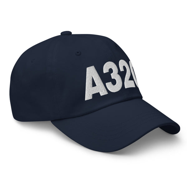 A320 Classic Embroidered Cap