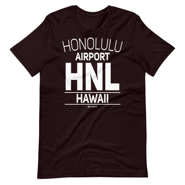 Honolulu Hawaii Airport HNL IATA Code T-Shirt brown And Printed Hoodies Vacation Sweatshirt One Gift Airportag Iconspeak Travlshop Wanderlust PilotMall JetSeam Aviator Gear Travel Notes Wild Blue MyPilotStore Sportys Spreadshirt aviationshirts theaviationstore flightstore pilotexpressions aviationlifeclothing jetstream bobspilotshop piloteyesstore skygeek sportys aviatorwebsite aircraft mechanicshirts siu aviation pilot aeroplane pilotshop aviationclothing24 flyawayapparel skysupplyusa auburn