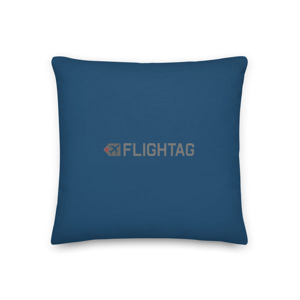 LHR - Heathrow Airport London United Kingdom Decorative Throw Pillow